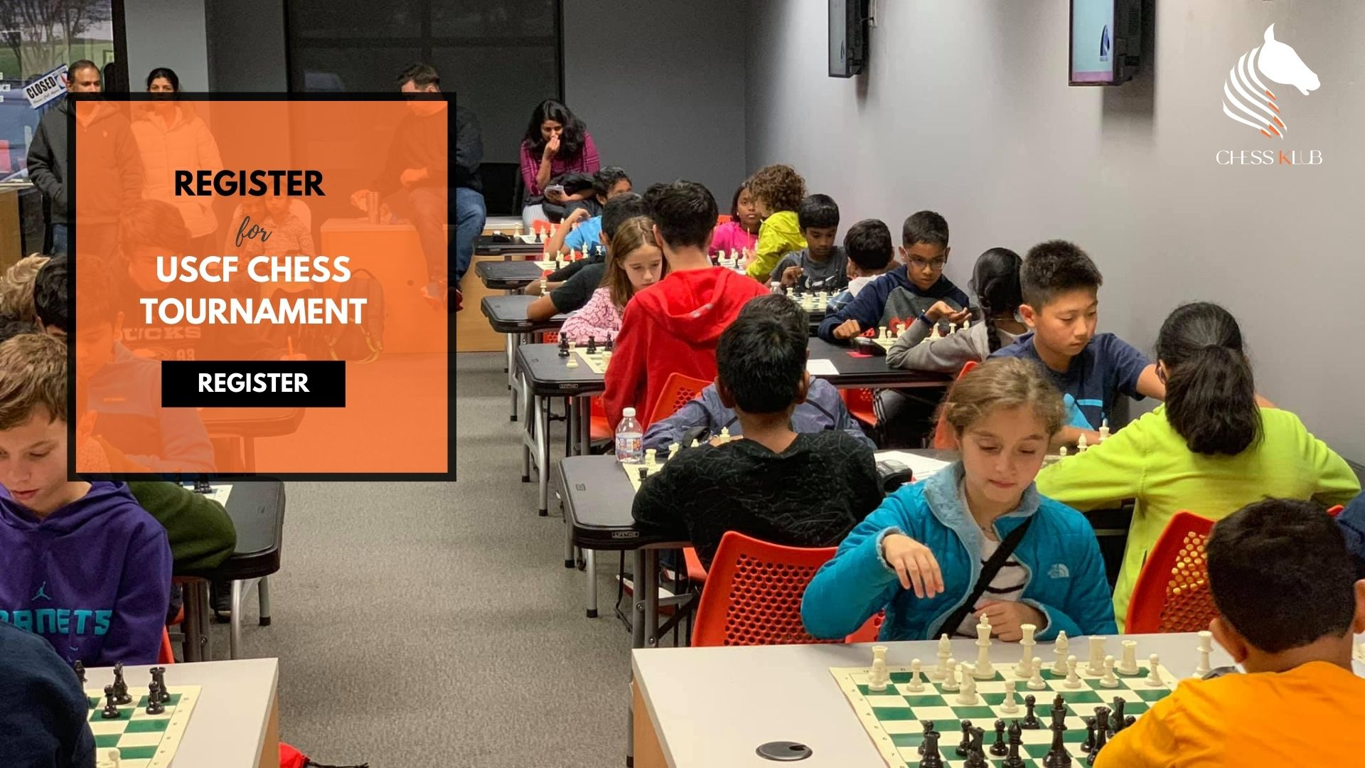 Register for Online Chess Tournamenst, NC